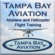 Tampa Bay Aviation Zack Taylor